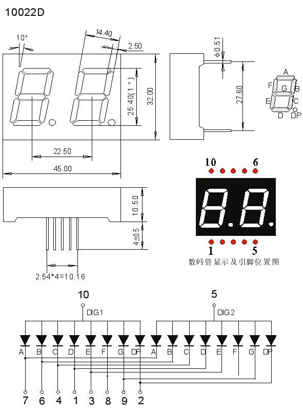 led数码管|发光二极管|点阵模块|平面显示器|宜兴市欧